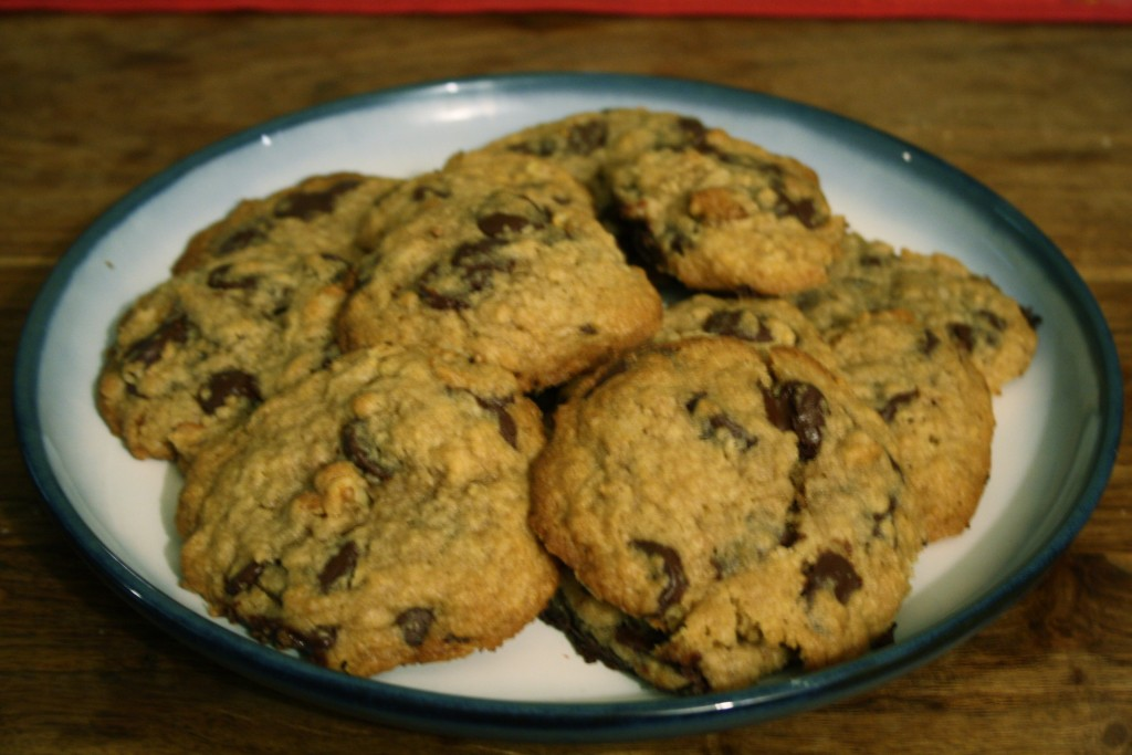 Chocolate chip cookies!